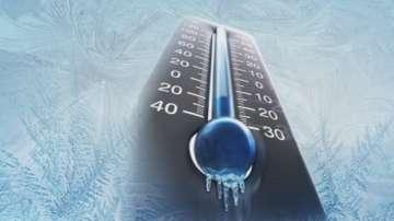 Регистриран е леден рекорд в България от -25 градуса в град Златица