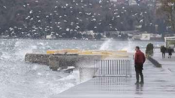 Рекорден студ в Турция, живакът достигна до -40 градуса