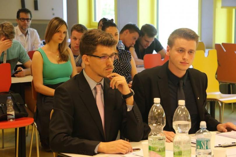 снимка 1 Успех за България! Български студенти първи в света в надпревара за медиация