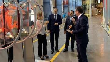 Инвестиция за над 40 млн. евро в стъкларската фабрика на Търговище