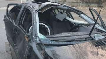 Трима младежи загинаха при тежка катастрофа на пътя Ветрен - Николаево