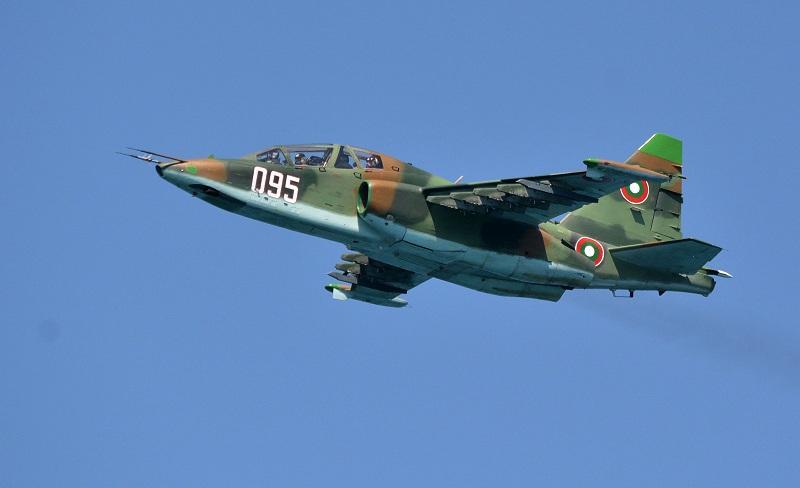 Руски Су-25 е свален от бунтовници в провинция Идлиб, предава