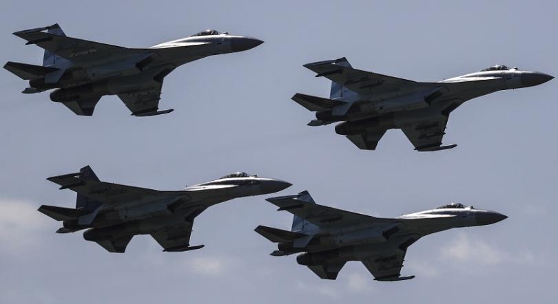 руски прихванали американски бомбардировачи