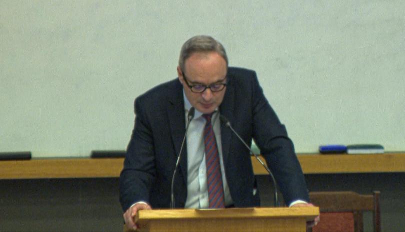 Проф. Анастас Герджиков беше избран за втори път като ректор
