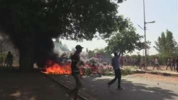 Ескалация на напрежението в Судан