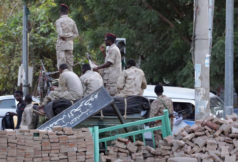 тела демонстранти бяха извадени река нил судан