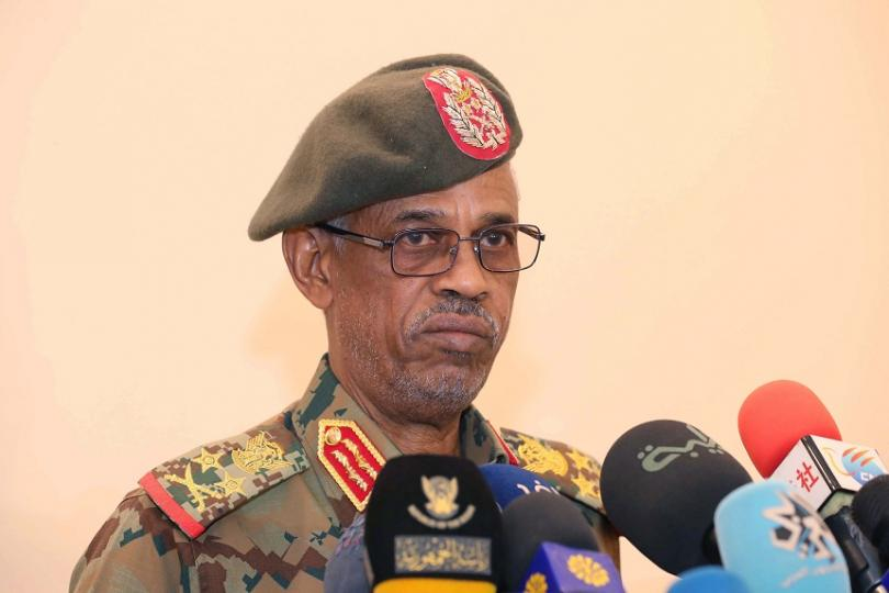 Ауад бин Ауф, председател на временния военен съвет на Судан