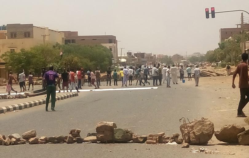 души убити армията судан разпръсна седяща стачка хартум