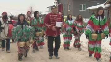 В пернишките села започна празникът Сурва