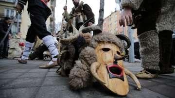 Започна фестивалът Сурва в Перник