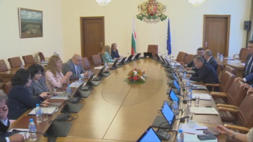 Съветът по сигурността към Министерския съвет обсъди Годишен доклад за