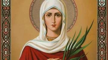 Почитаме Света мъченица Татяна Римска
