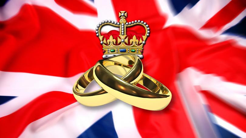 С наближаването на кралската сватба във Великобритания, любопитството не само