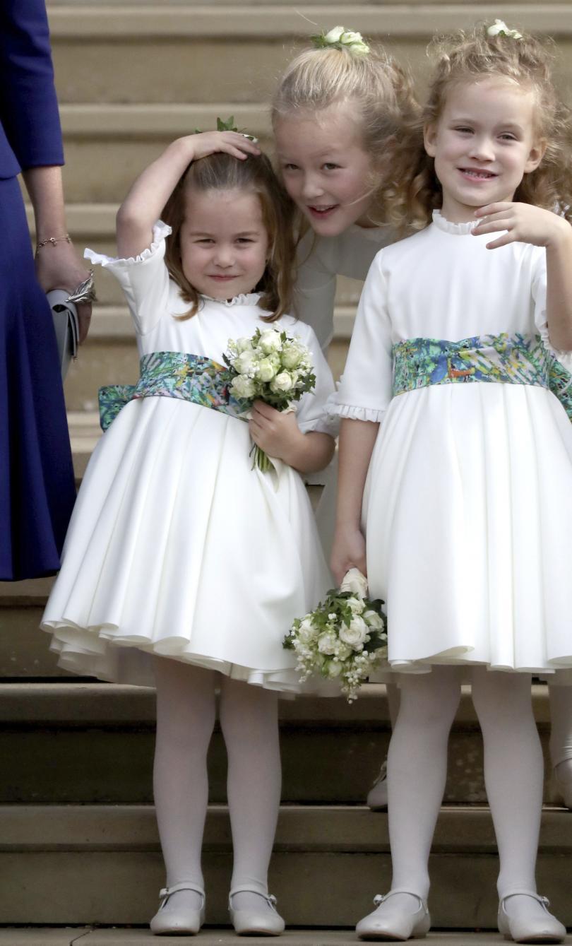 снимка 2 Кралска сватба: Принцеса Юджини каза Да на бизнесмена Джак Бруксбанк