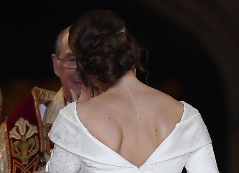 снимка 3 Кралска сватба: Принцеса Юджини каза Да на бизнесмена Джак Бруксбанк