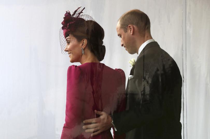 снимка 4 Кралска сватба: Принцеса Юджини каза Да на бизнесмена Джак Бруксбанк