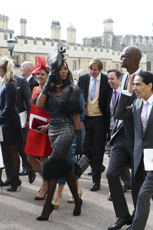 снимка 6 Кралска сватба: Принцеса Юджини каза Да на бизнесмена Джак Бруксбанк