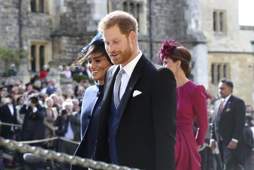 снимка 7 Кралска сватба: Принцеса Юджини каза Да на бизнесмена Джак Бруксбанк