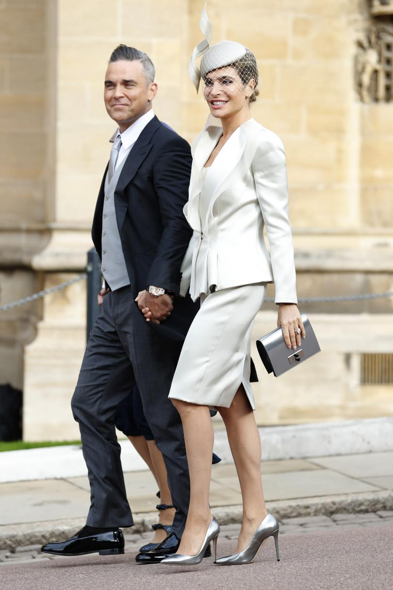 снимка 9 Кралска сватба: Принцеса Юджини каза Да на бизнесмена Джак Бруксбанк