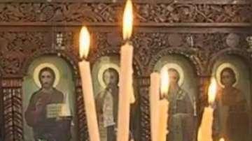 Църквата отбелязва Велика сряда
