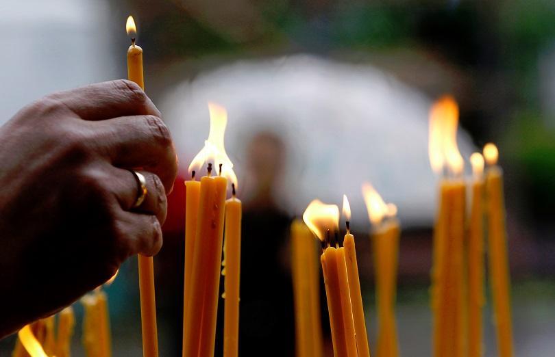 снимка 10 Православният свят отбелязва деня на Христовите страдания