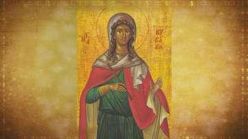 Православната църква почита паметта на Света Великомъченица Неделя