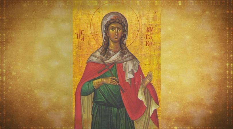 православната църква почита паметта света великомъченица неделя