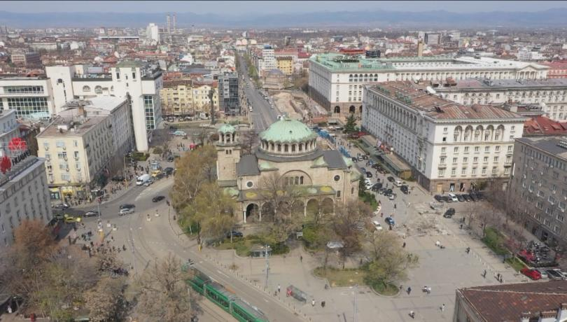 Тече конкурс за обновяване на столичния площад