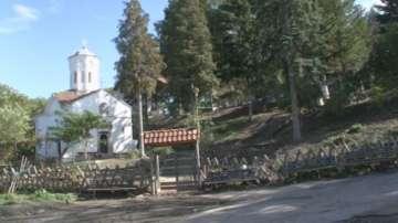 Видински манастир от времето на Средновековието тъне в нищета