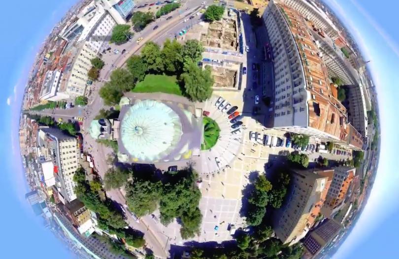 Столична община обявява ограничен конкурс за разработване на концептуален архитектурно-градоустройствен
