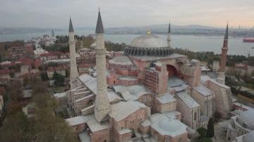 Ердоган обяви, че църквата Света София в Истанбул ще стане джамия