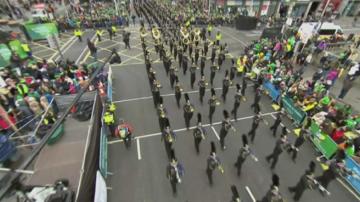 В 150 града в Ирландия отбелязаха деня на Свети Патрик