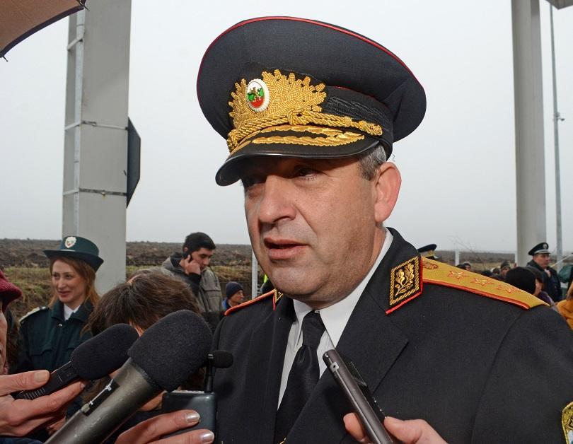 директорът гранична полиция катастрофира служебния автомобил