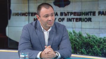 Светлозар Лазаров: Не са водени разговори с мен за главен секретар на МВР