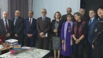 Световното движение за мир получи подкрепа от дипломатическия корпус у нас
