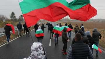 Протести и блокади в много градове на страната (ОБЗОР)