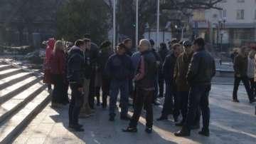 Жителите на Свищов протестират срещу вдигането на местните налози
