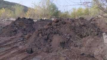 Не е ясно кога ще започне извозването на опасните отпадъци, намерени в Свищов
