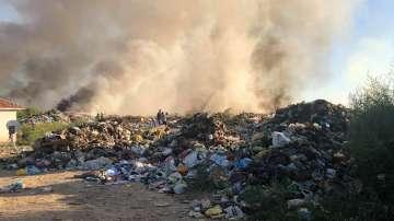 Започна запръстяването на старото сметище в Свищов