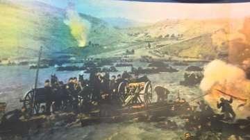 Свищов - първият освободен български град