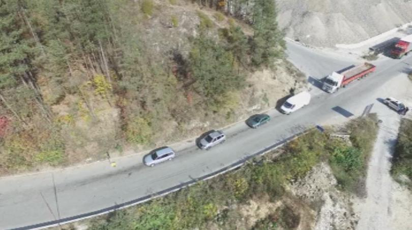 Овладяно е най-голямото свлачище в Смолянско, затворило с месеци главния