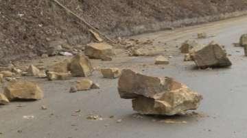 Пътят Смилян - Рудозем е отворен и разчистен
