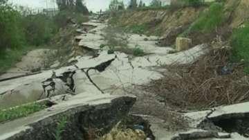 Близо 90 свлачища са регистрирани само в района на Варна