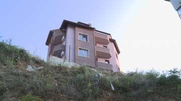 Свлачище застрашава да срути жилищна сграда в Благоевград