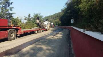 Изтича срокът за отстраняване на нередностите по пътя край Своге
