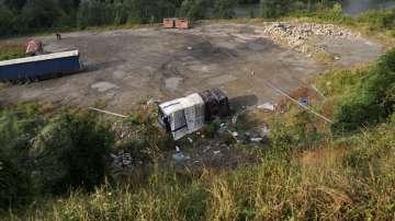Продължава разследването на тежката катастрофа край Своге