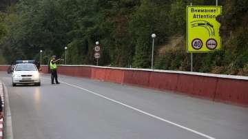Тестове са показали недопустим материал в асфалта на пътя София-Своге