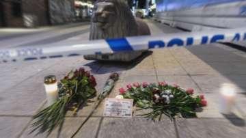 Стокхолм след терористичната атака