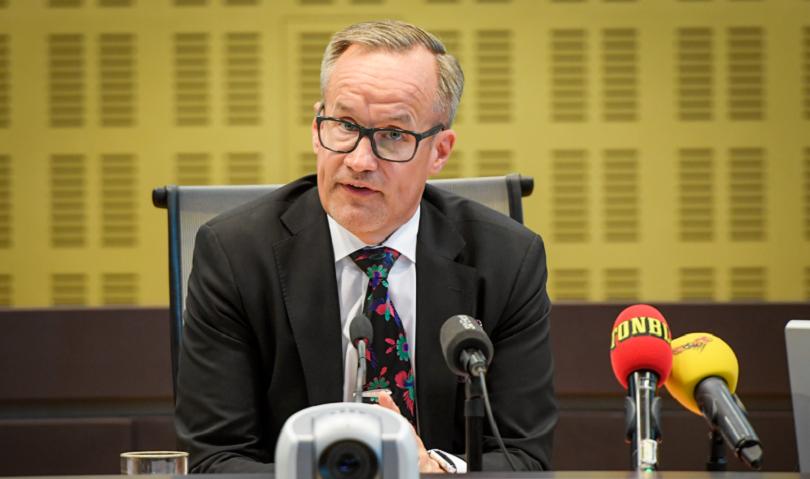Шведският съдия Рагнар Палмквист