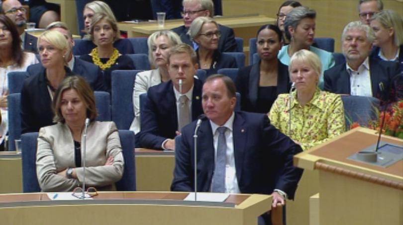 Шведският премиер Стефан Льовен загуби вот на доверие в парламента